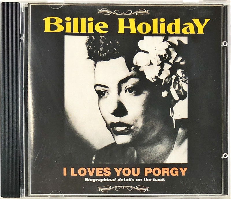 Billie Holiday - I Loves You Porgy (CD)