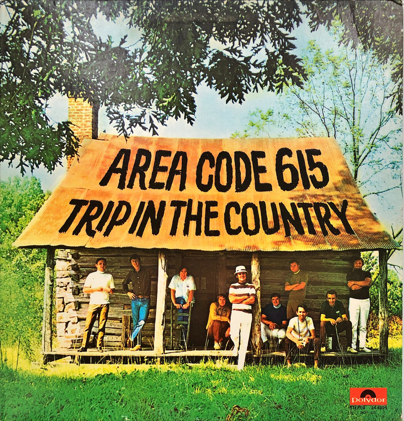 Area Code 615 - Trip In The Country (Vinyl LP)