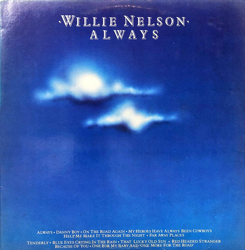 Willie Nelson - Always (Vinyl LP)[Gatefold]