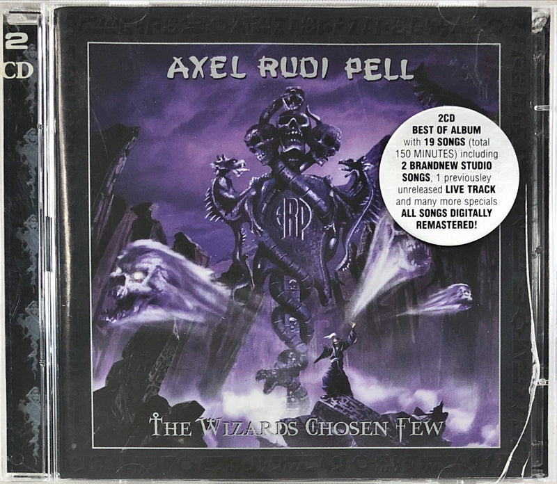 Axel Rudi Pell - The Wizards Chosen Few (2CD)