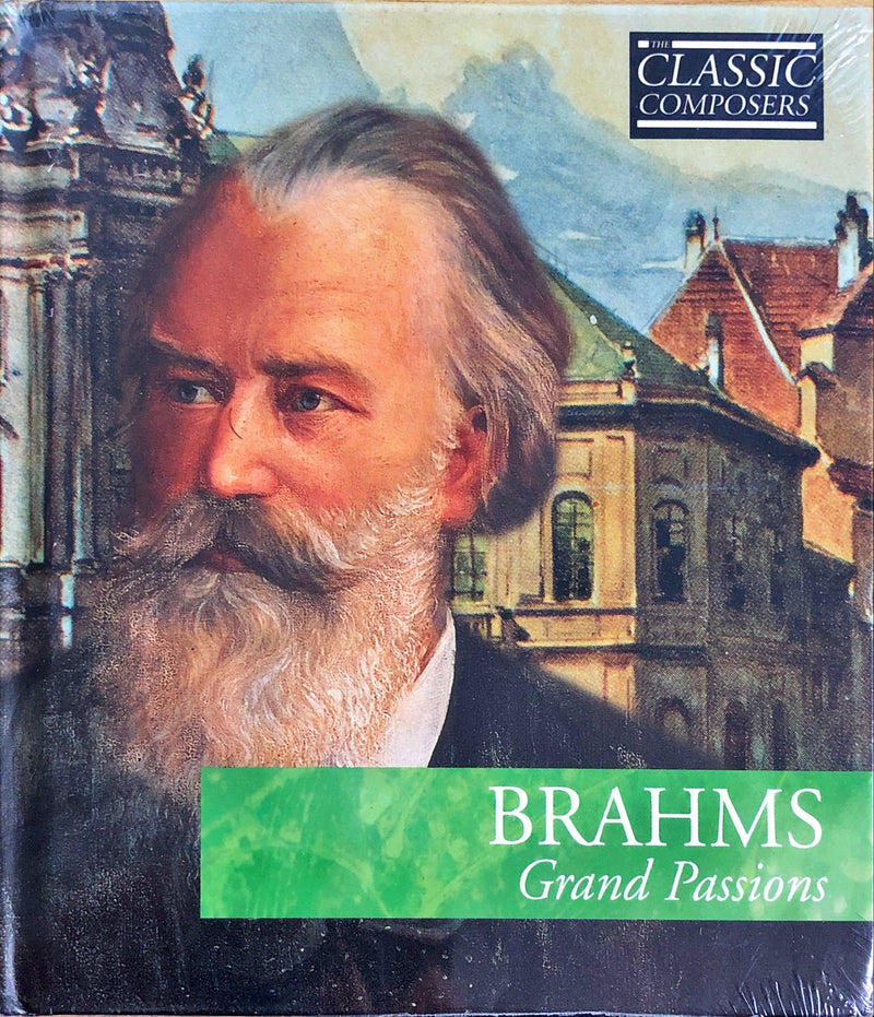 Brahms - Grand Passions
