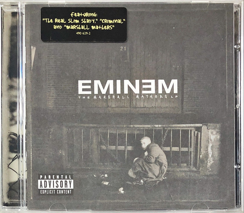 Eminem - The Marshall Mathers LP (CD)