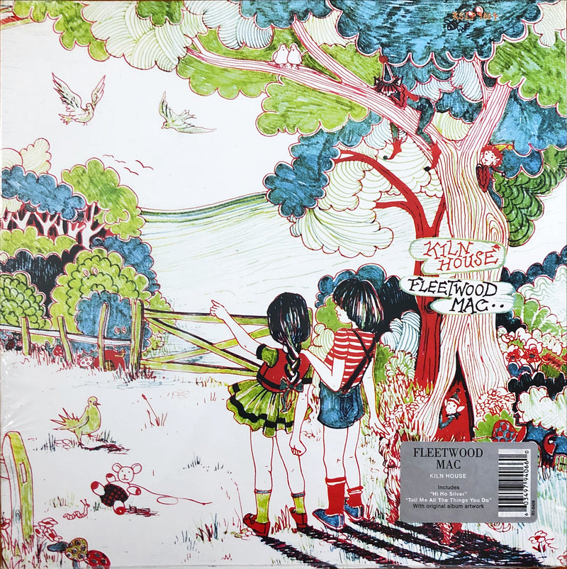 Fleetwood Mac - Kiln House (Vinyl LP)[Gatefold]