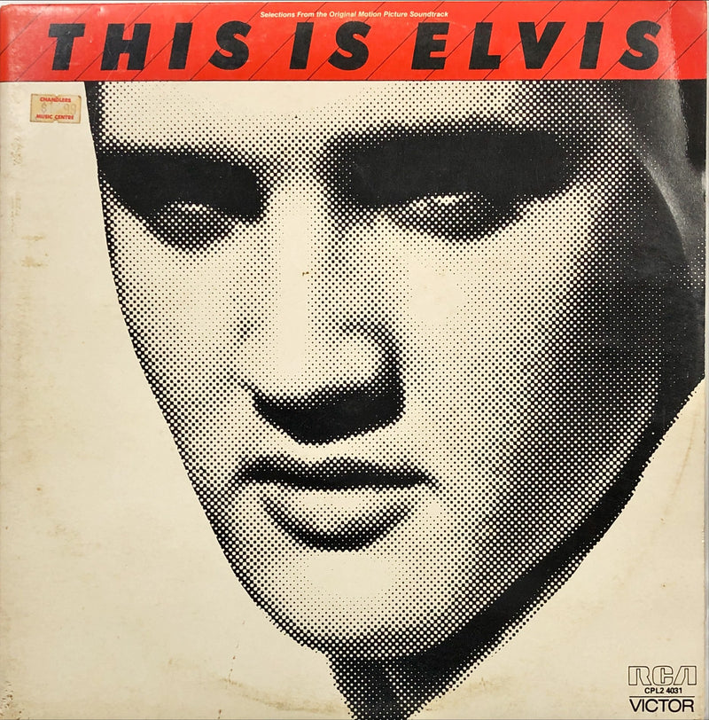 Elvis Presley - This Is Elvis (Selections From The Original Sound Track) (Vinyl 2LP)[Gatefold]