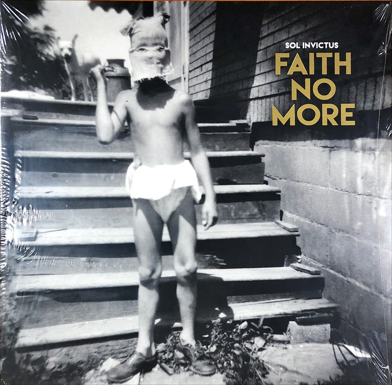 Faith No More - Sol Invictus (Vinyl LP)[Gatefold]