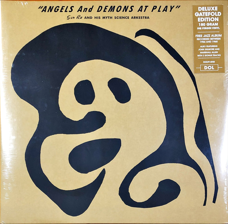 Sun Ra And His Myth Science Arkestra - Angels And Demons At Play (Vinyl LP)[Gatefold]