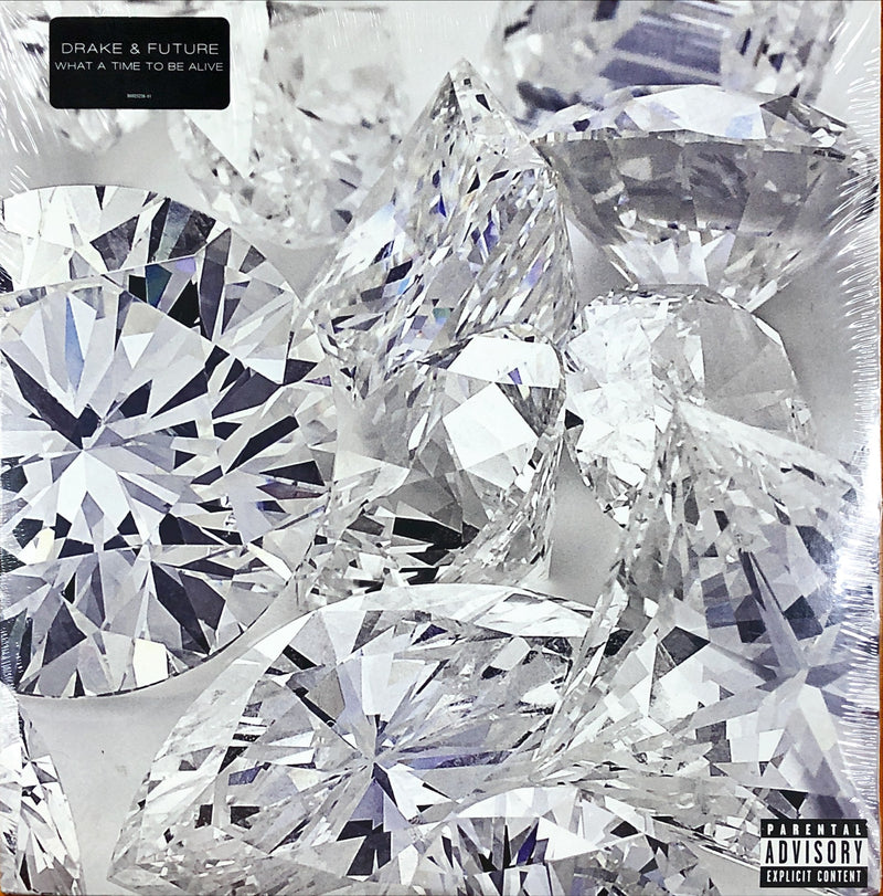 Drake & Future - What A Time To Be Alive (Vinyl LP)