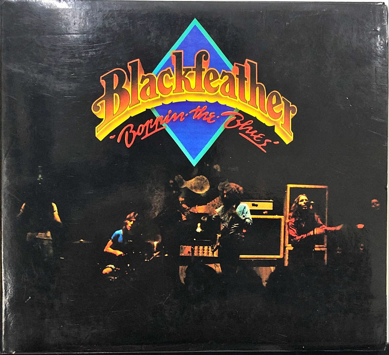 Blackfeather - Boppin' The Blues (CD)