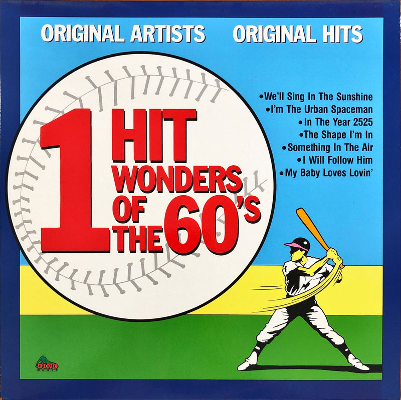 Various - 1 Hit Wonders Of The 60's (Vinyl LP)
