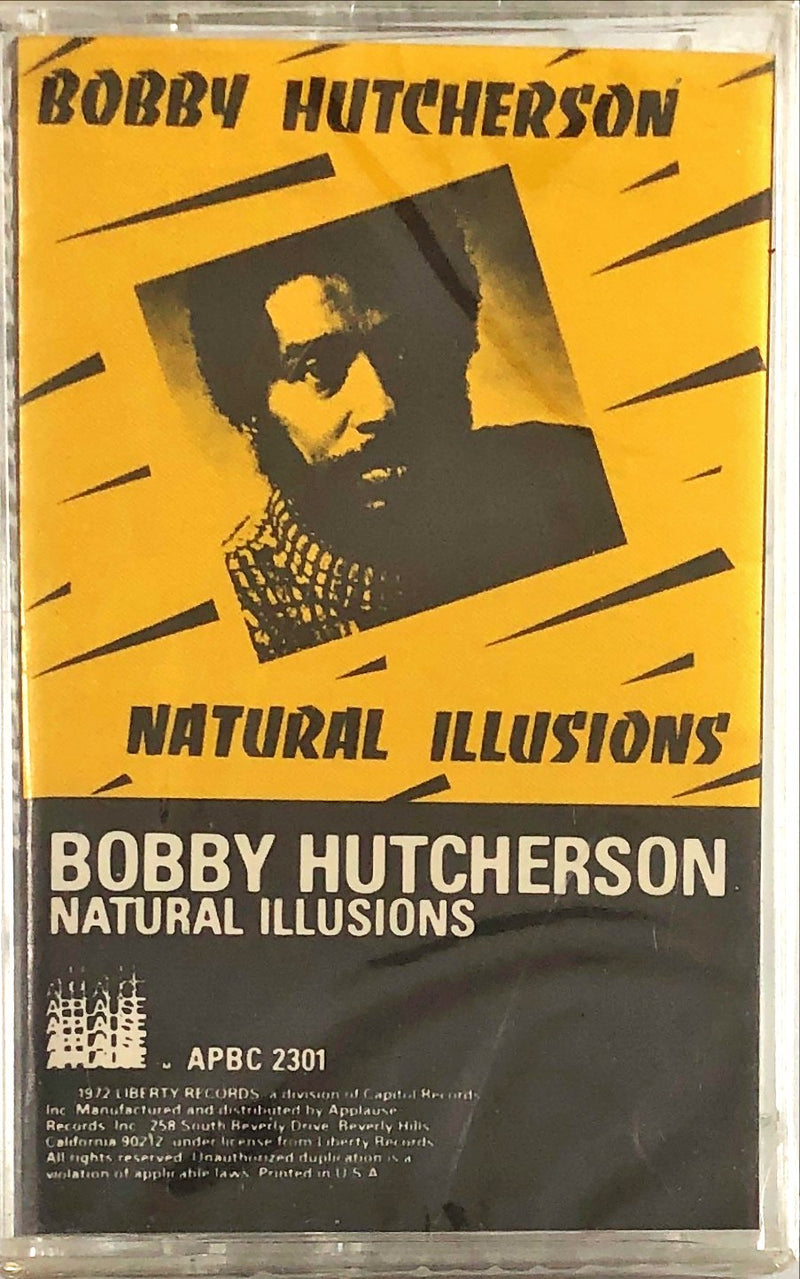 Bobby Hutcherson - Natural Illusions (Cassette)