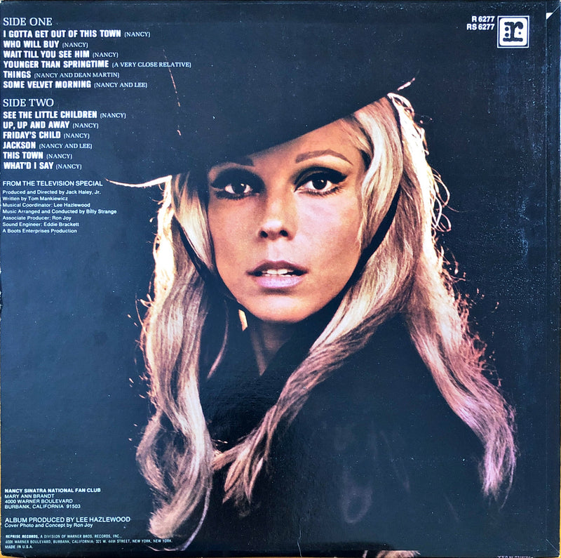 Nancy Sinatra - Movin' With Nancy (Vinyl LP)