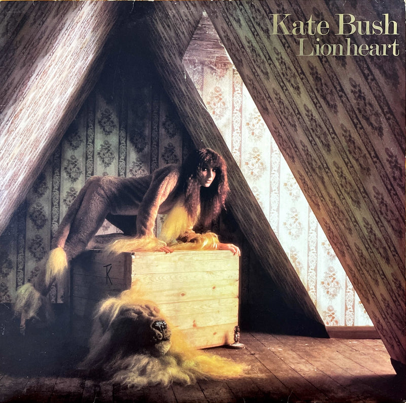 Kate Bush - Lionheart (Vinyl LP)
