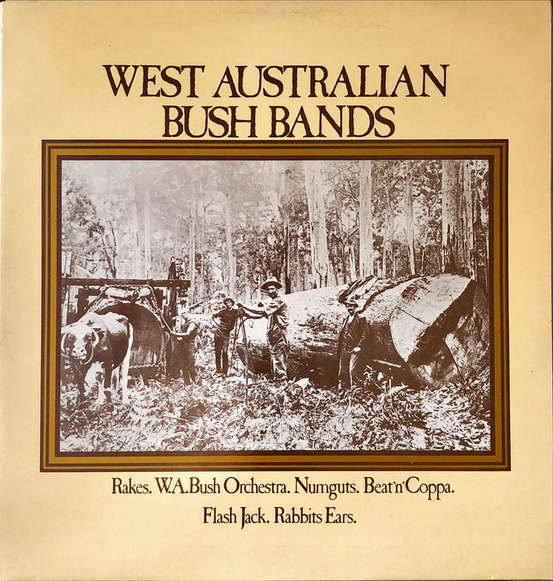 West Australian Bush Band (Volume 1)