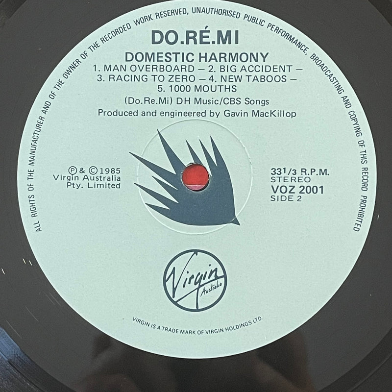 Do-Ré-Mi - Domestic Harmony (Vinyl LP)