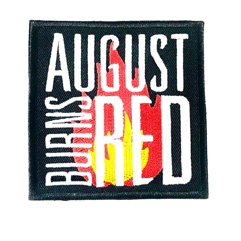 August Burns Red (Iron-On Patch)