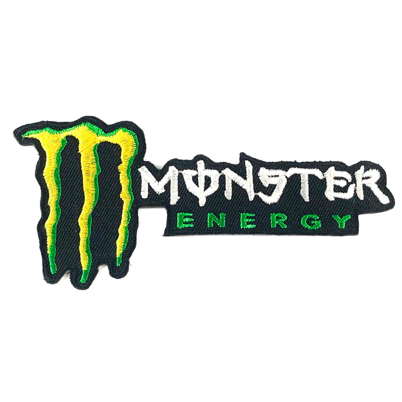 Monster Energy (Iron-On Patch)