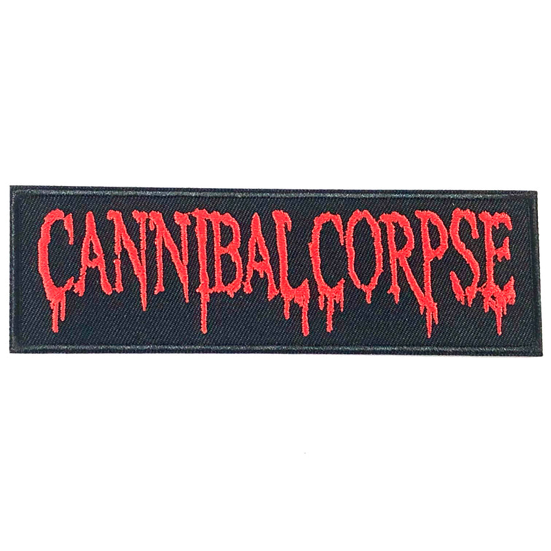 Cannibal Corpse (Iron-On Patch)