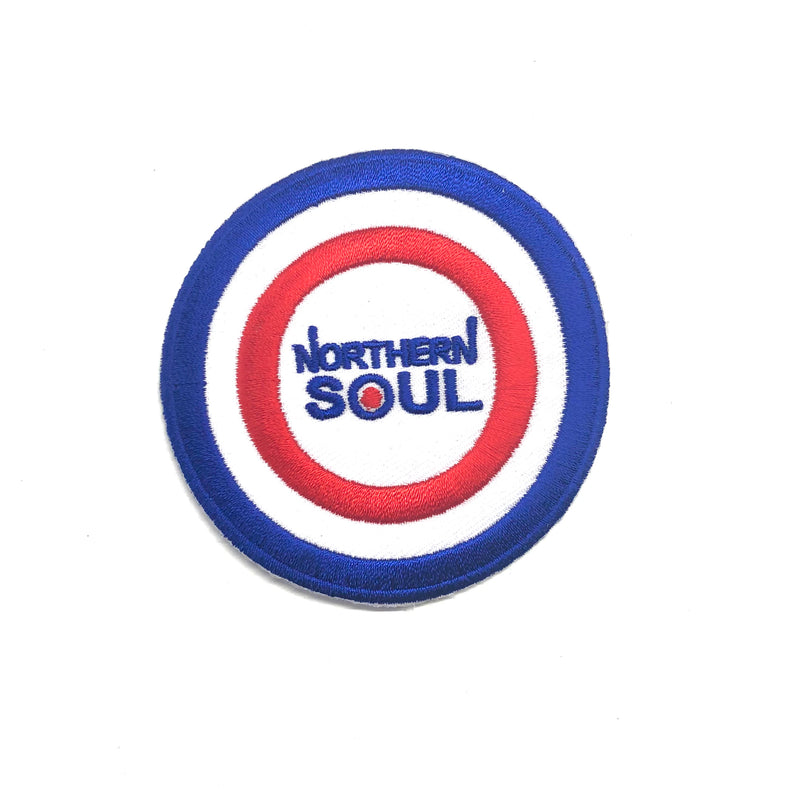 Northern Soul (Iron-On Patch)