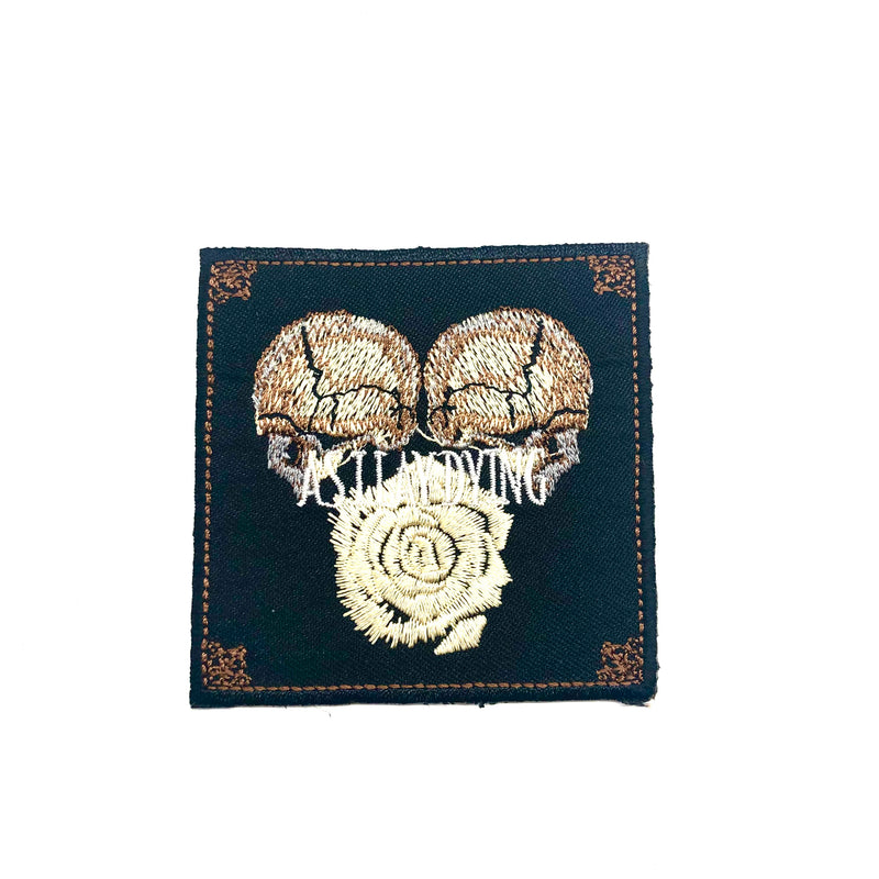 As I Lay Dying (Iron-On Patch)