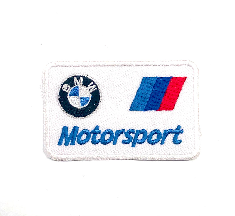 BMW Motorsport (Iron-On Patch)