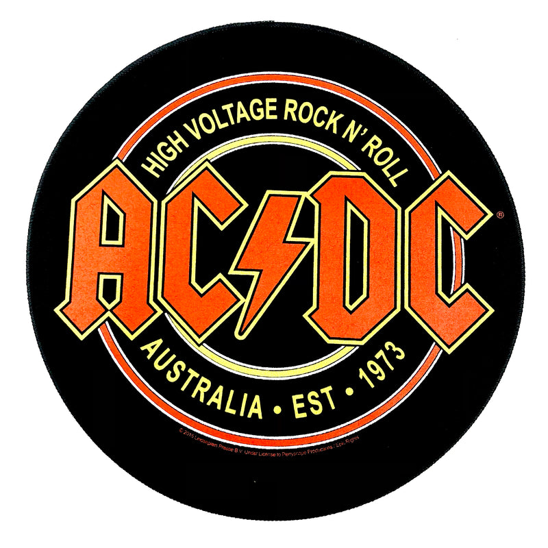 AC/DC - High Voltage Rock N Roll (Back Patch)