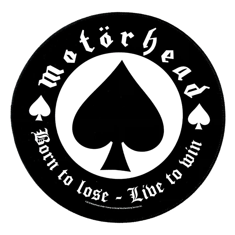 Motorhead - Born To Lose (Back Patch)