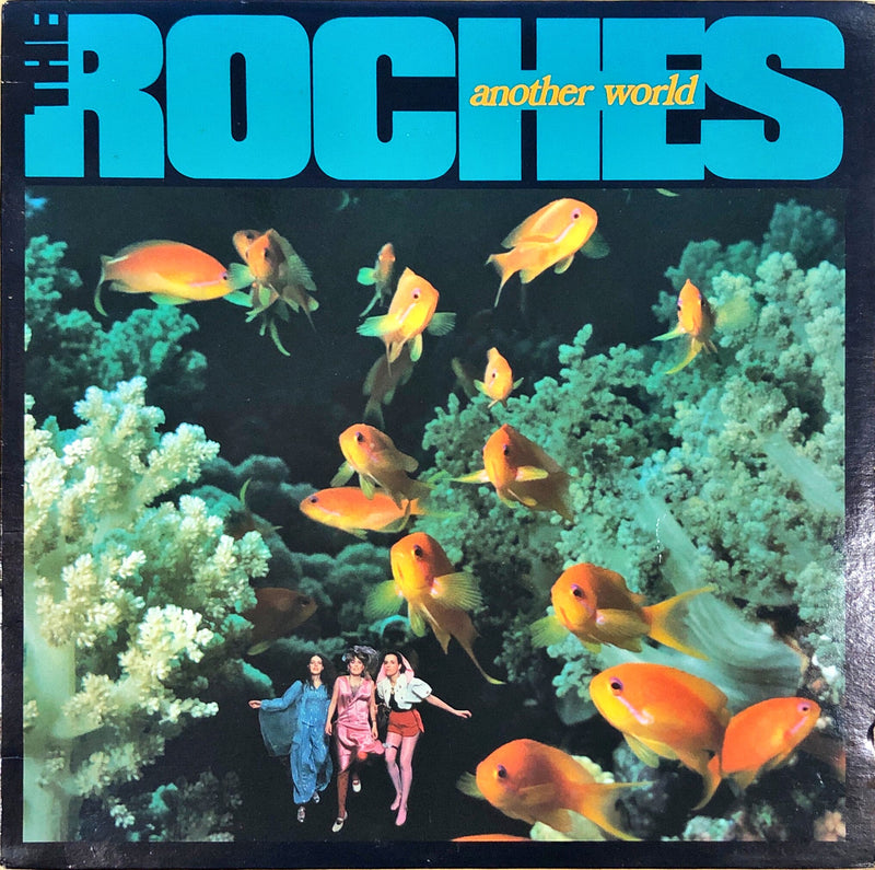 The Roches - Another World