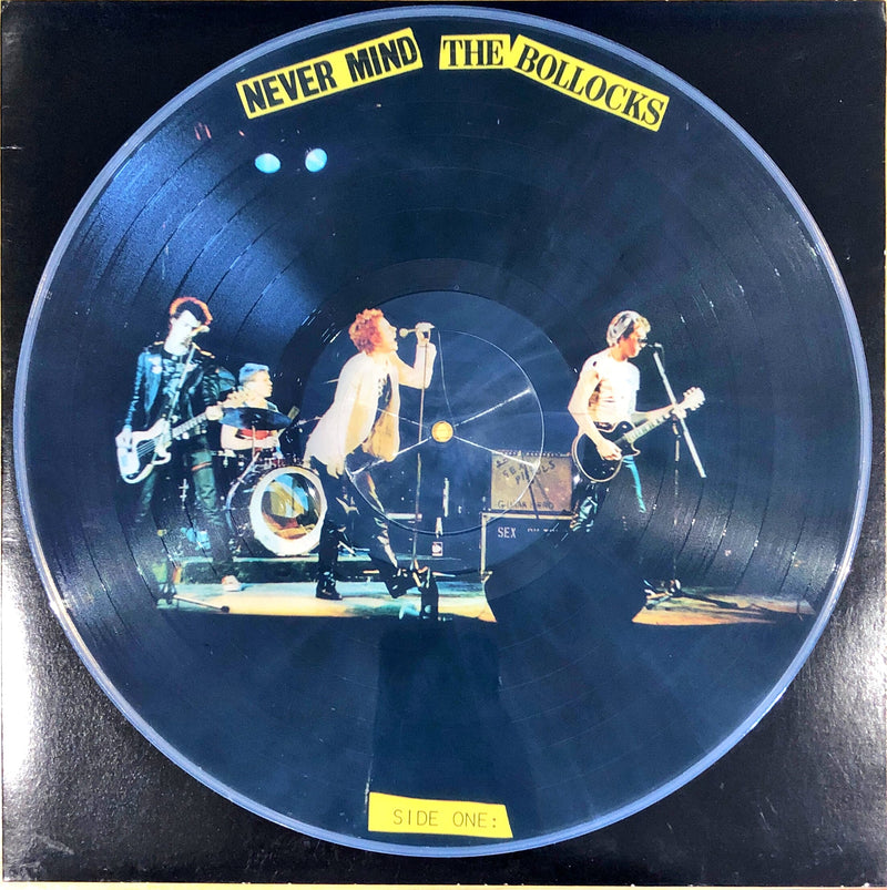 Sex Pistols - Never Mind The Bollocks Here's The Sex Pistols (Picture Disc)