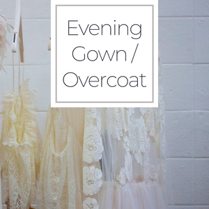Evening Gown / Overcoat