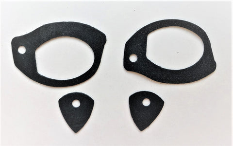 G626: 65-67 Door Handle Gasket -set