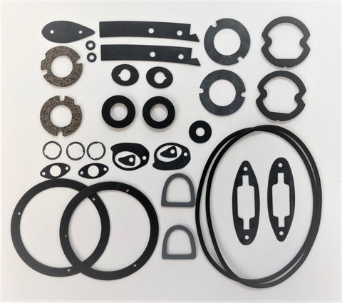 G662: 58-60 Body Seal Kit -35 pieces (paint gaskets)