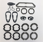 G665: 65-66 Body Seal Kit -23 pieces (paint gaskets)