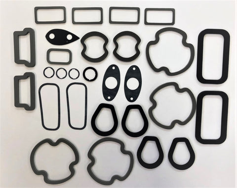 G667: 68 Body Seal Kit -28 pieces (paint gaskets)