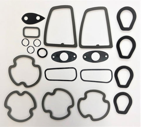 G669: 70-72 Body Seal Kit -20 pieces (paint gaskets)