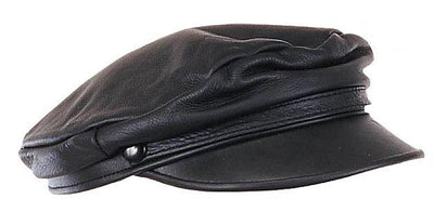 Great casual cap. The buttery soft feel of genuine leather will make you feel as if you aren't wearing a hat at all