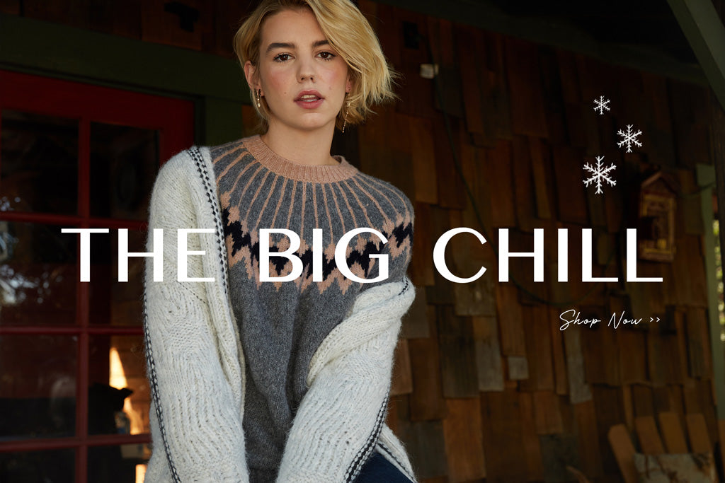 The Big Chill | Best Designer Sweaters