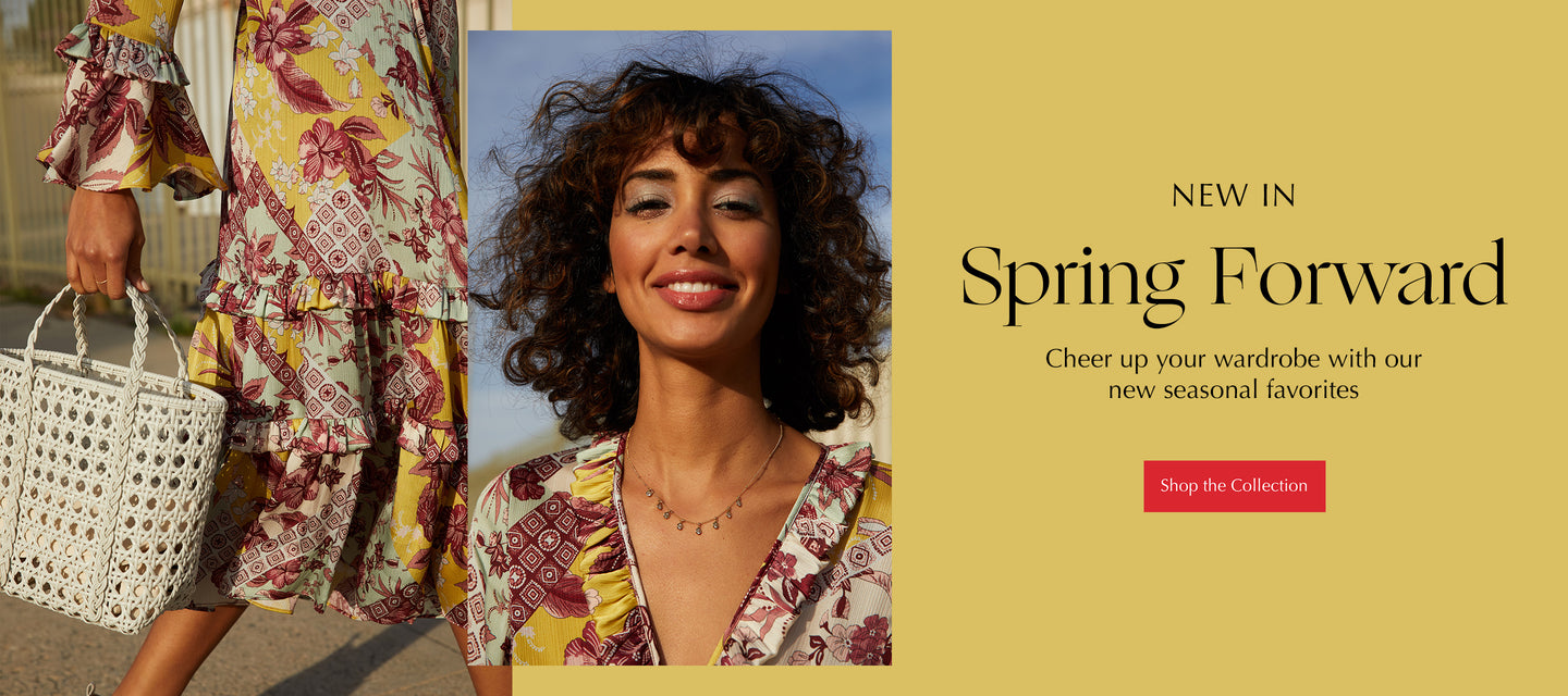 Spring Forward | Milk Boutique