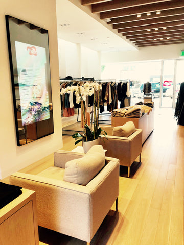 Milk Boutique's New Brentwood Location