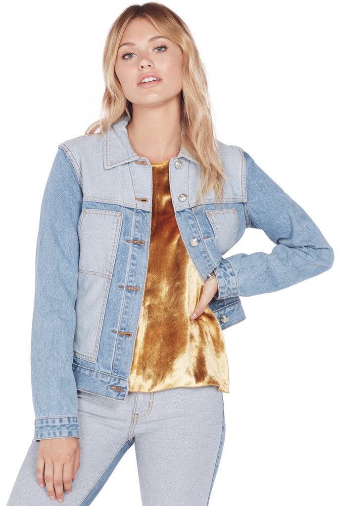 Toby Classic Jean Jacket