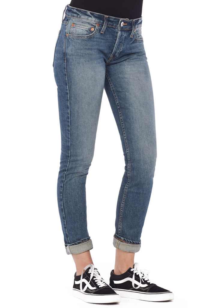 Low Rise Skinny (Medium Vain)