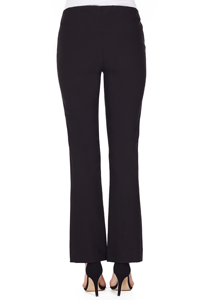 Crop Flare Trousers