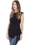 S/L Asymmetric Top with Lacing