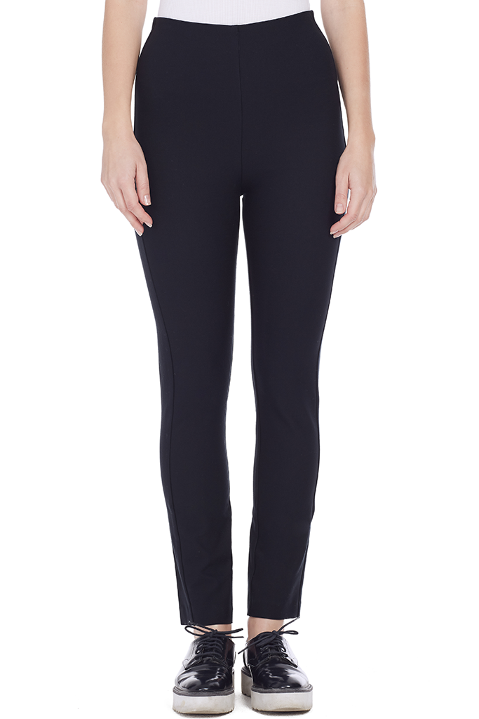 Back Zip Legging