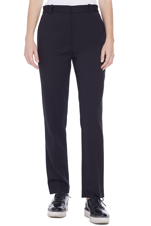 Zoom-Stretch Wool Pant