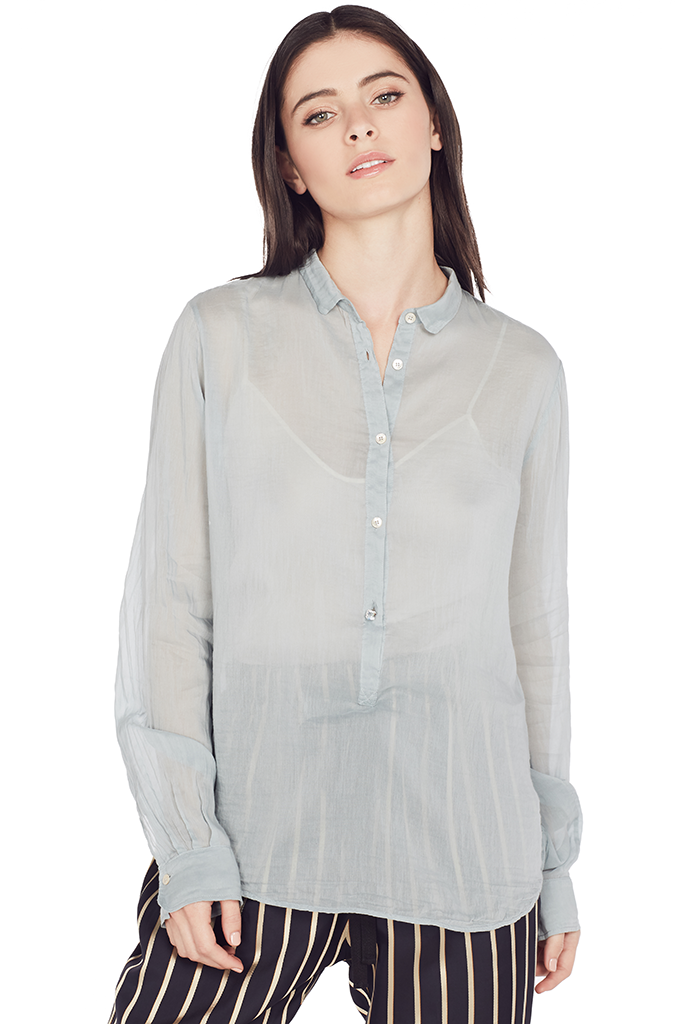 Co/Se Voile Shirt (Acqua)