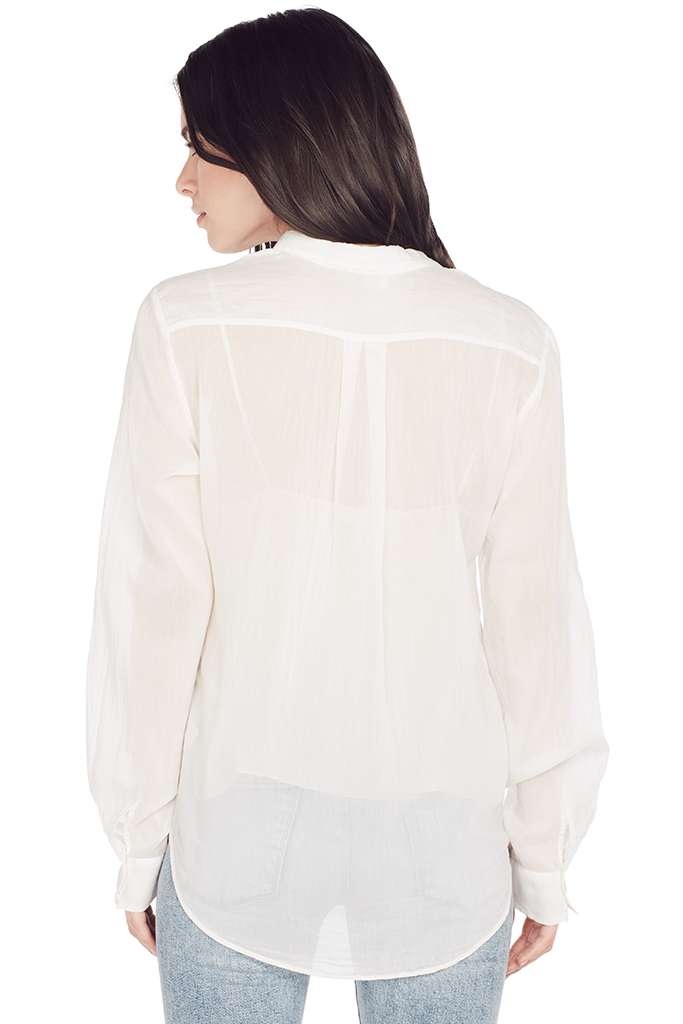 Co/Se Voile Shirt (Avorio)