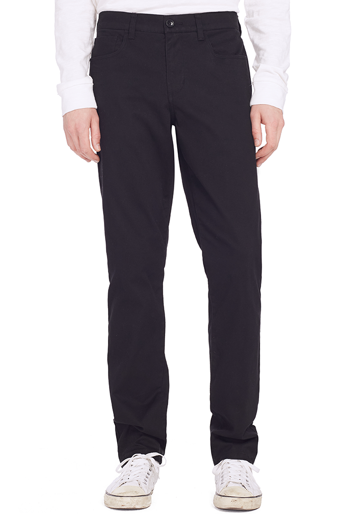 Soho 5 Pocket Pant (Black)