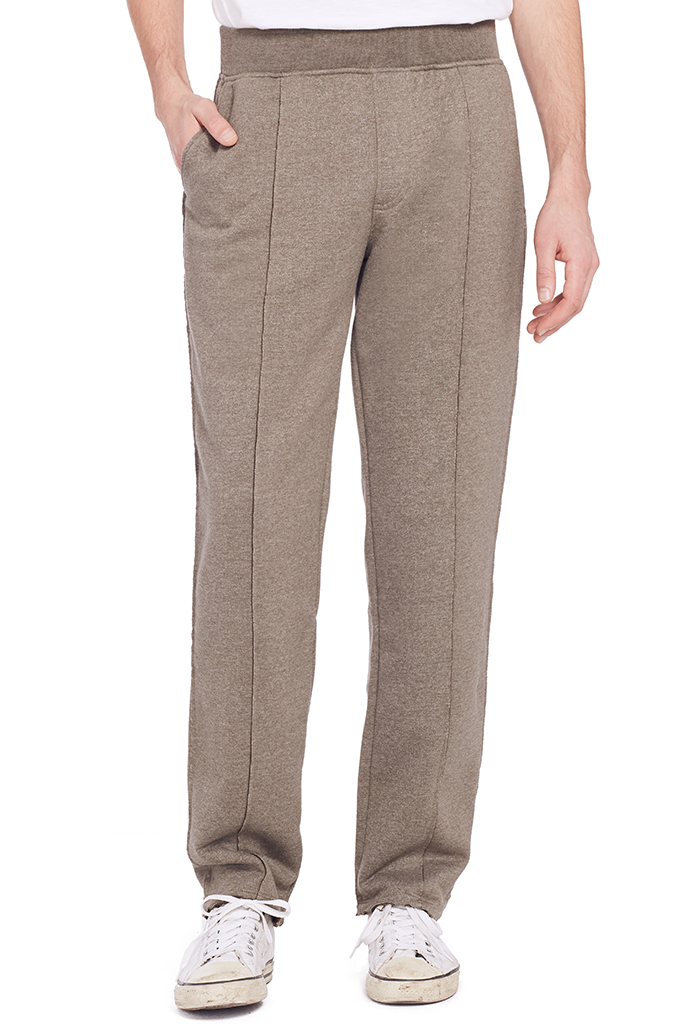 Brushed Flannel Sweatpant