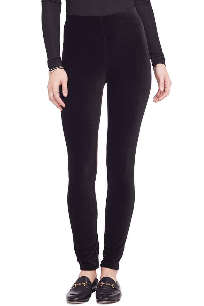 Stretch Corduroy Leggings