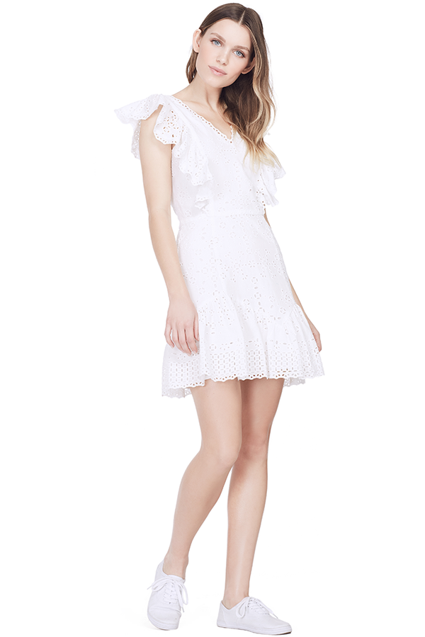 Alanis Dress (White)